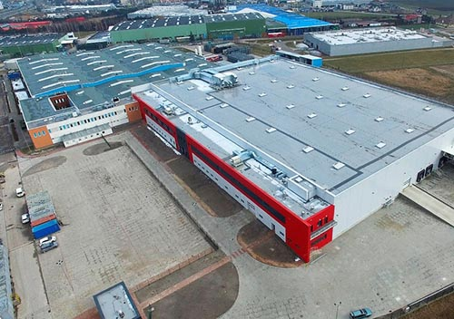 Nexteer Automotive Poland Tychy