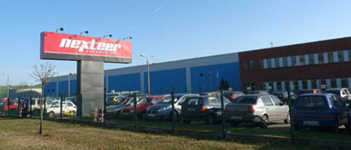 Nexteer Automotive Poland w Tychach